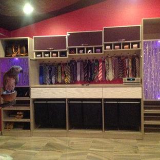 Dressing room - after