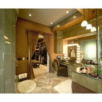 Dressing Room & Closet