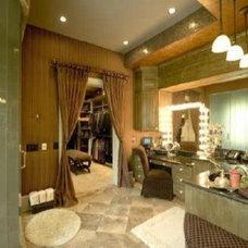 Traditional Closet Dressing Room & Closet