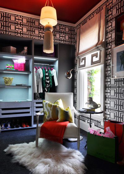 Contemporary Closet by Janet Paik