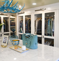 modern closet by Charles Luck Stone Center