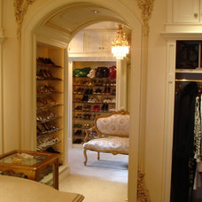 Traditional Closet by Marie Meko, Allied ASID