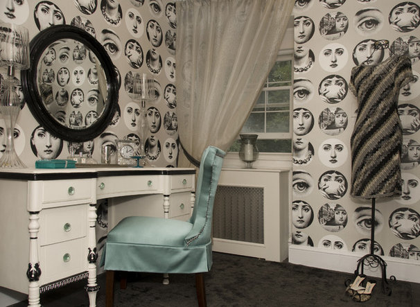 Eclectic Closet by Twice As Nice Interiors