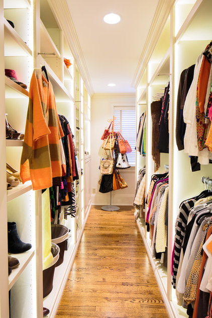 Traditional Wardrobe by Todd Richesin Interiors