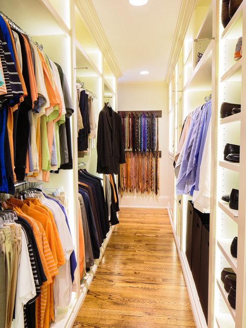 long narrow walk in closet 2