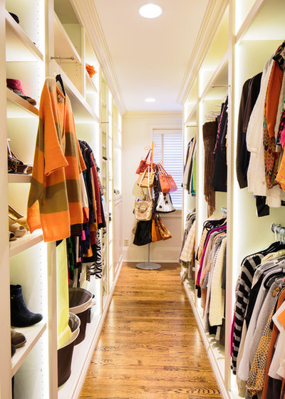 Traditional Closet by Finch Photo