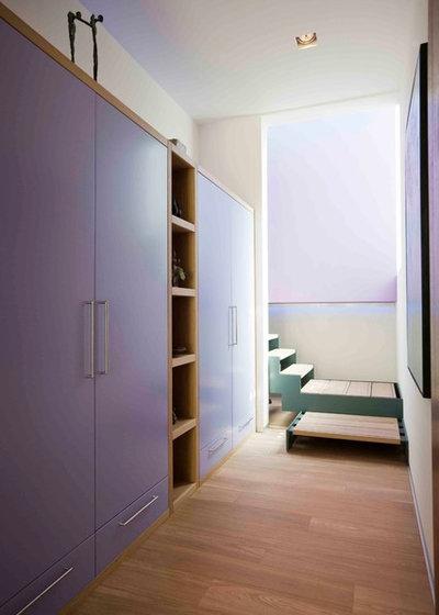 conseils de pro pour mettre en valeur un couloir aveugle. Black Bedroom Furniture Sets. Home Design Ideas