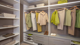 Dwell Design Labs Modern Closet Design