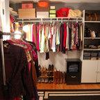 Closet Dressing Room Eclectic Closet Philadelphia