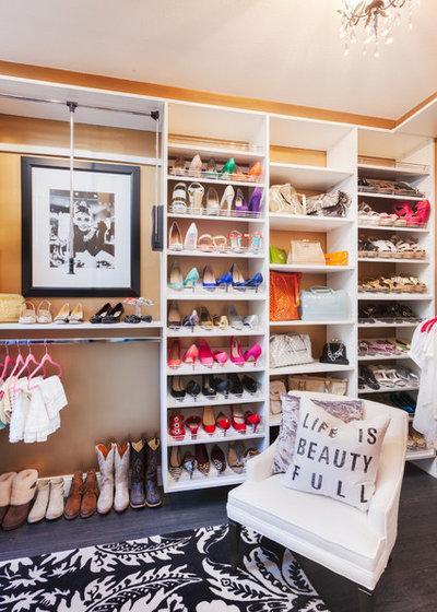 Transitional Wardrobe by The Design Element