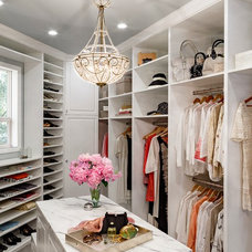 Traditional Closet by Mosaik Design & Remodeling