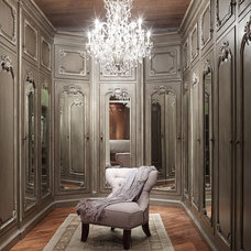 Traditional Closet by Habersham
