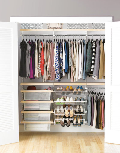 Modern Wardrobe by The Container Store