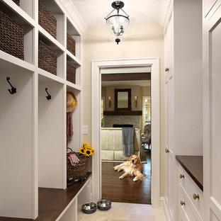 Example of a classic closet design in Minneapolis