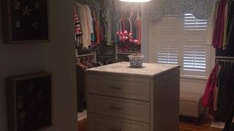 Empty nester Bedroom to master