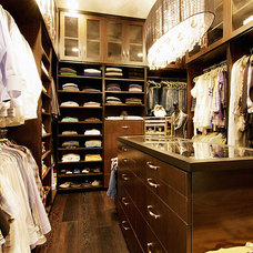 Traditional Closet by ACC INC.