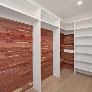 Encino House Remodel - Master Closet Walk-in
