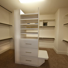 Traditional Closet by Chadwick Homes