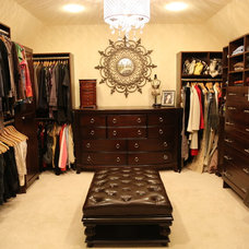 Eclectic Closet by Hyounsoo Lathrop/Coldwell Banker Burnet
