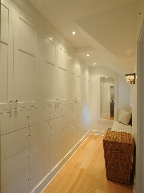 Built In In Hallway | Houzz