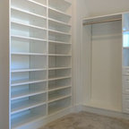 Attic Dressing Room - Traditional - Closet - New York - by Wendy Scott ACSP Sophisticated ...
