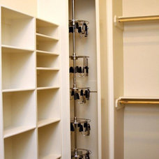 Traditional Closet by Horn Custom Homes