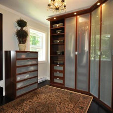 Traditional Closet by Profile Supply