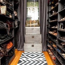 Contemporary Closet by Closet Factory