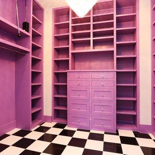 Bild på en funkis garderob