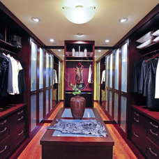 Traditional Closet by Danenberg Design