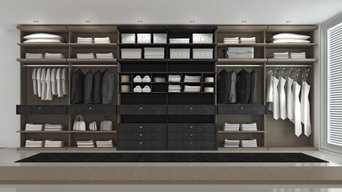 Finger Design Cabinetry Custom Closet Projects