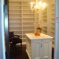 Traditional Closet by Finished by Design