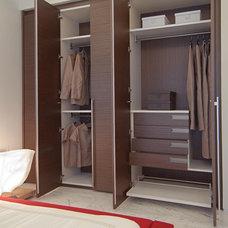 Modern Closet by Pepe Calderin Design- Modern Interior Design