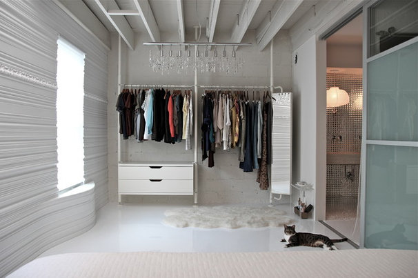 Contemporary Closet by Betty's Room, LLC