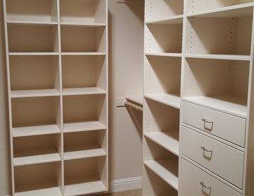 """Fix my Closet"" Rod Lowe Cameron Ripon, Ca."