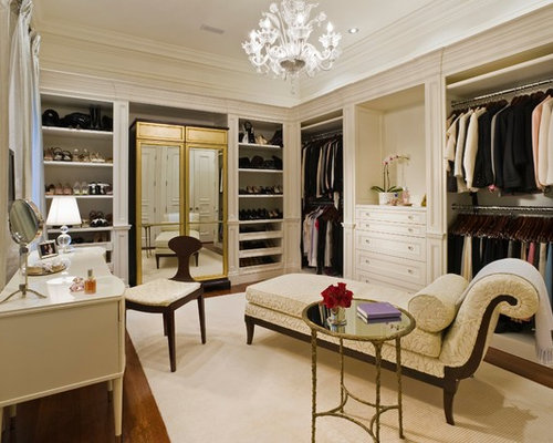 Closet Dressing Room Decorating Ideas For