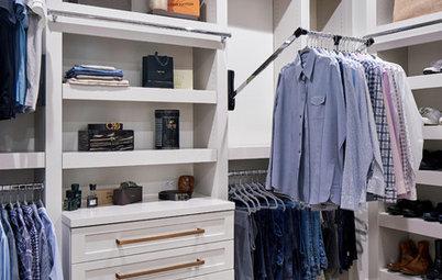 Встроенный шкаф: О чем подумать, прежде чем вызвать замерщика