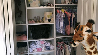 Foster Baby/Toddler Reach-In Closet