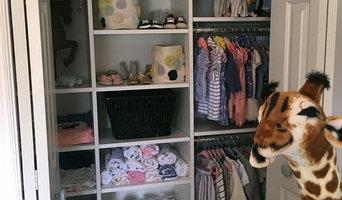 Foster Baby/Toddler Reach-In Closet