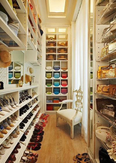 Traditional Closet by Clos-ette LLC