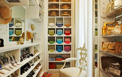 Houzz Products: Organize That Closet, Finally!