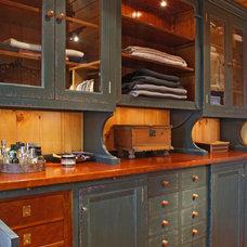 Traditional Closet by David Huisman Design