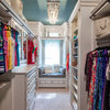 We Can Dream: Turn a Walk-In Closet Into a Glam Dressing Room