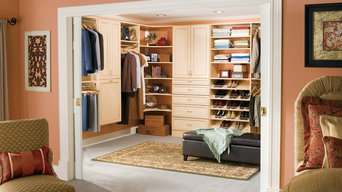 Fresh and Bright Closet
