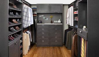 Full View Of Walk-In Closet