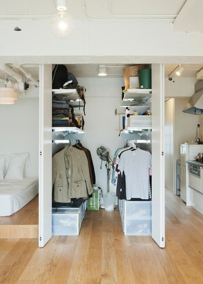 Industrial Wardrobe by phyle
