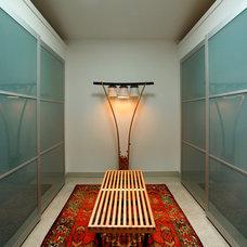 Contemporary Closet by Sullivan Building & Design Group