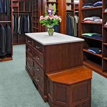 Gentlemen's Dressing Room