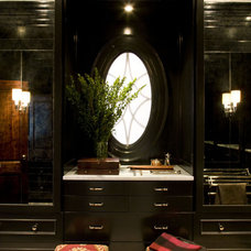Traditional Closet by Patrick Sutton Associates