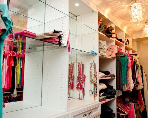 Save Girly Walk In Closet